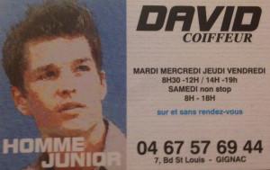 david coiffeur