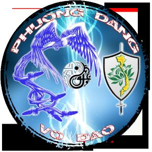 Phuong Dang Vo Dao - logo - entier paix